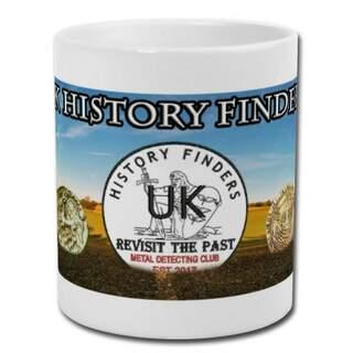 UK History Finders Full Colour Mug